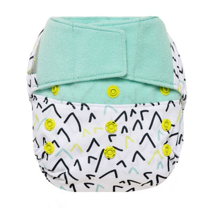 GroVia Hybrid Diaper Shell (all-in-two)