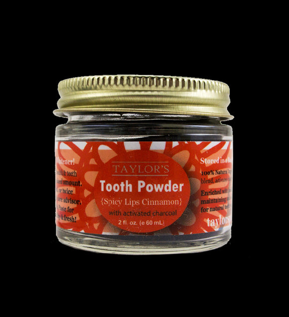 Taylor's Tooth Powder