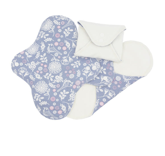 ImseVimse Organic Cotton Panty Liners 3-pack