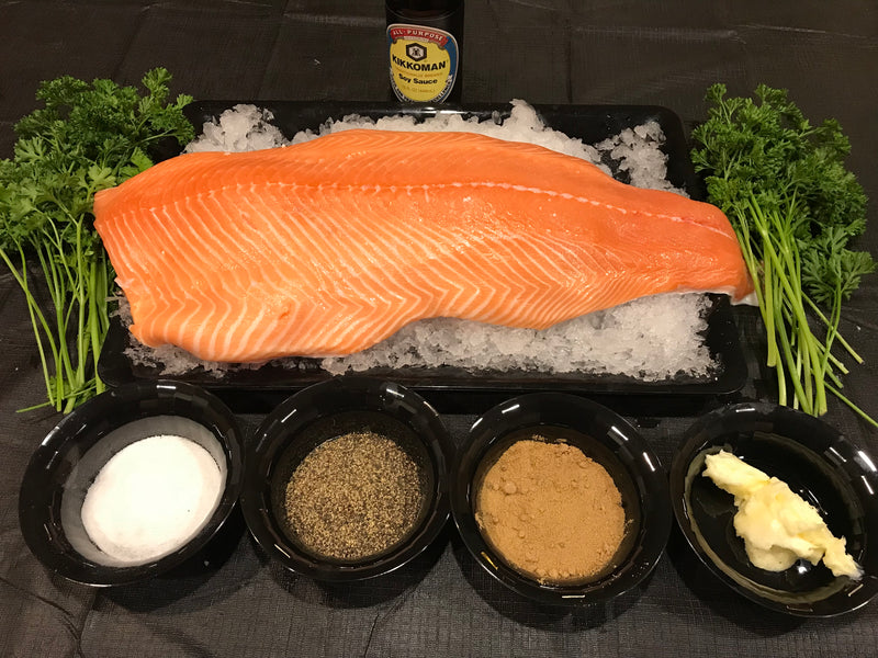 Scottish Salmon - FreshFish24.com