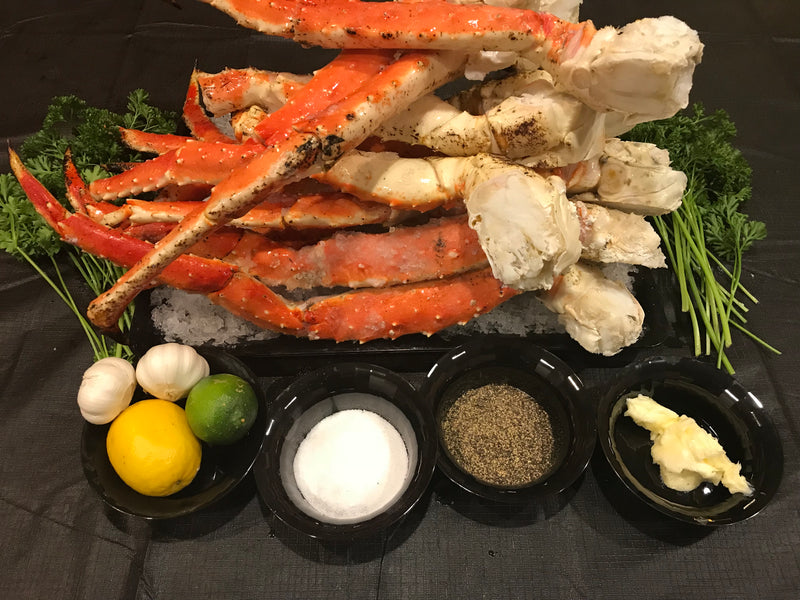 Alaskan red king crab legs - FreshFish24.com