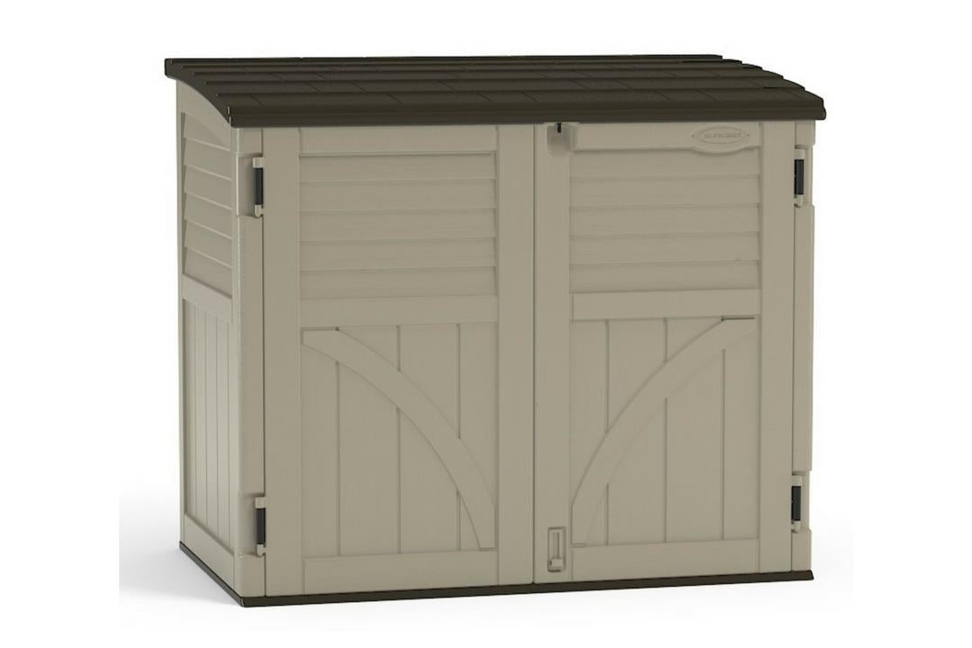 suncast storage sheds shed assembly review watch horizontal unboxing