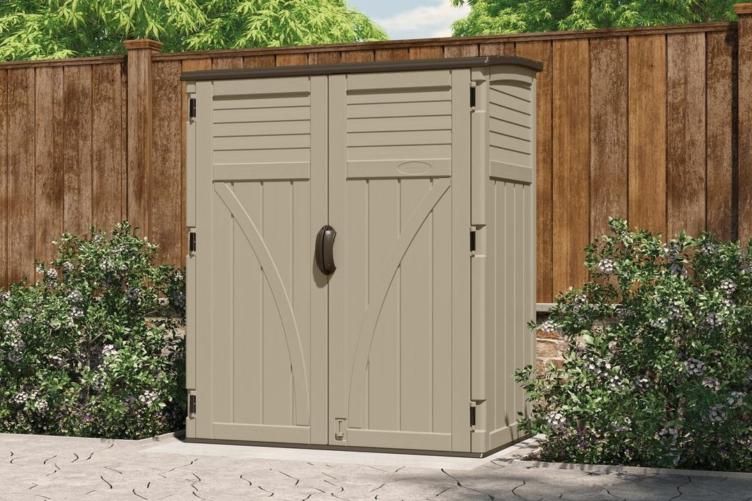 product shed suncast ft model tool northern cu horizontal tools storage sheds shop
