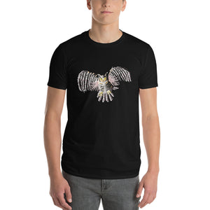 Night Owl Short-Sleeve T-Shirt