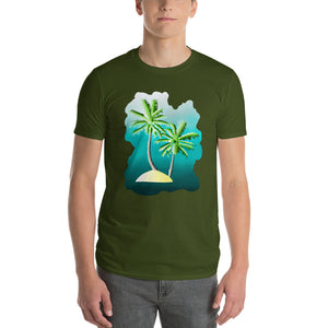 Palm Trees Short-Sleeve T-Shirt