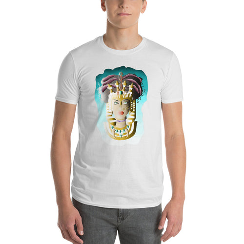 Egyptian Queen Short-Sleeve T-Shirt