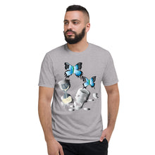 Load image into Gallery viewer, Skull Butterfly Short-Sleeve T-Shirt