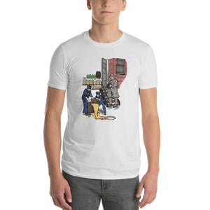 The Prohibition Mobster  Short-Sleeve T-Shirt
