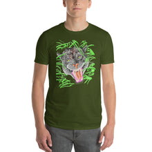 Load image into Gallery viewer, Jaguar  Bite  Short-Sleeve T-Shirt