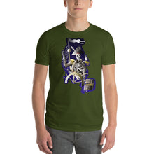 Load image into Gallery viewer, Pirate Captain Short-Sleeve T-Shirt