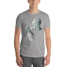 Load image into Gallery viewer, Knights  Helmet  Short-Sleeve T-Shirt