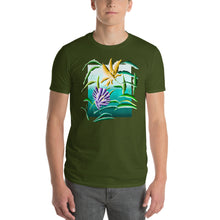 Load image into Gallery viewer, The Flower Short-Sleeve T-Shirt