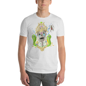 Short-Sleeve T-Shirt Skull & Crown 2