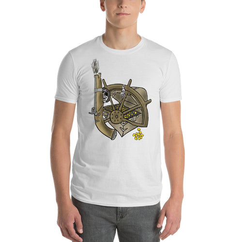 Pirate Treasure Short-Sleeve T-Shirt