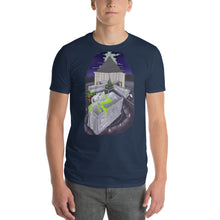 Load image into Gallery viewer, Pyramid Tomb  Short-Sleeve T-Shirt