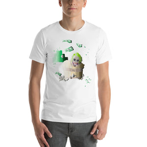 The Joker Short-Sleeve Unisex T-Shirt