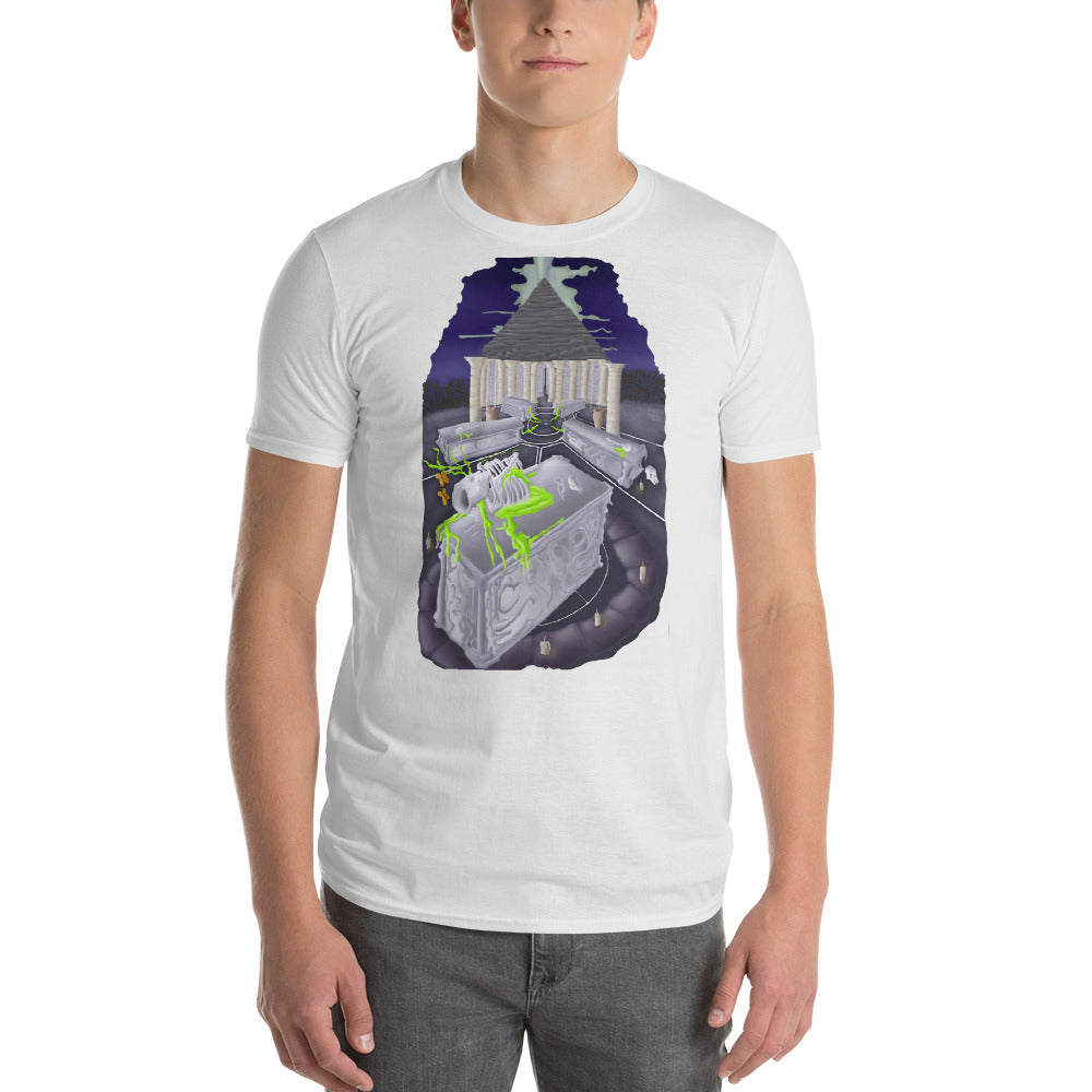 Pyramid Tomb  Short-Sleeve T-Shirt