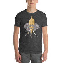 Load image into Gallery viewer, Short-Sleeve T-Shirt Elephant King