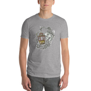 Trolly Car Short-Sleeve T-Shirt