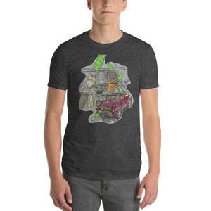 The Bank  Vault Short-Sleeve T-Shirt
