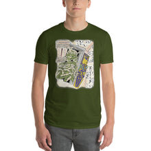Load image into Gallery viewer, Egyptian King waking up  Short-Sleeve T-Shirt