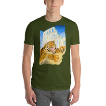 Load image into Gallery viewer, Short-Sleeve T-Shirt  Lion Paw