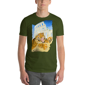 Short-Sleeve T-Shirt  Lion Paw