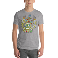 Load image into Gallery viewer, Short-Sleeve Skull & Crown  T-Shirt