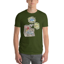 Load image into Gallery viewer, Short-Sleeve T-Shirt Pow Pow