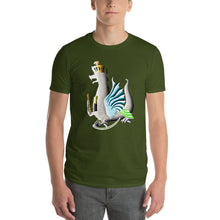 Load image into Gallery viewer, Trojan Horse Short-Sleeve T-Shirt