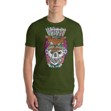 Load image into Gallery viewer, Owl Skull Kings Piece Short-Sleeve T-Shirt