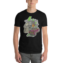 Load image into Gallery viewer, The Bank  Vault Short-Sleeve T-Shirt