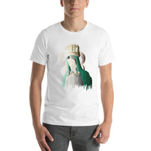 Load image into Gallery viewer, Virgin Mary Crown Short-Sleeve Unisex T-Shirt