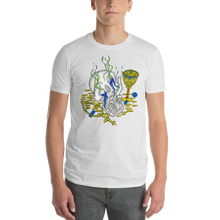 Load image into Gallery viewer, Short-Sleeve T-Shirt Skull & Treasure