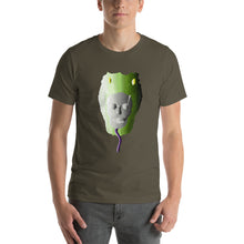 Load image into Gallery viewer, Snake & Skull Short-Sleeve Unisex T-Shirt