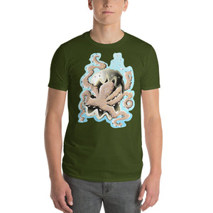 Octopus Short-Sleeve T-Shirt