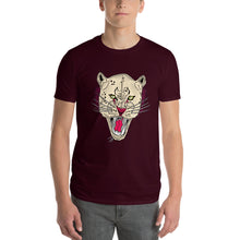 Load image into Gallery viewer, Abstract Lions face  Short-Sleeve T-Shirt