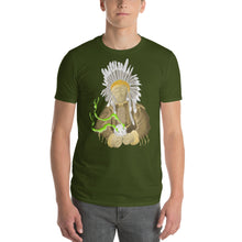 Load image into Gallery viewer, Short-Sleeve T-Shirt Indian Chief