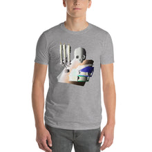 Load image into Gallery viewer, Skull & Candles Short-Sleeve T-Shirt