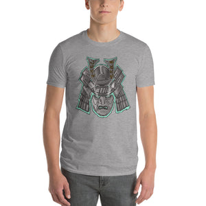 Samurai  Smokey Eyes Short-Sleeve T-Shirt