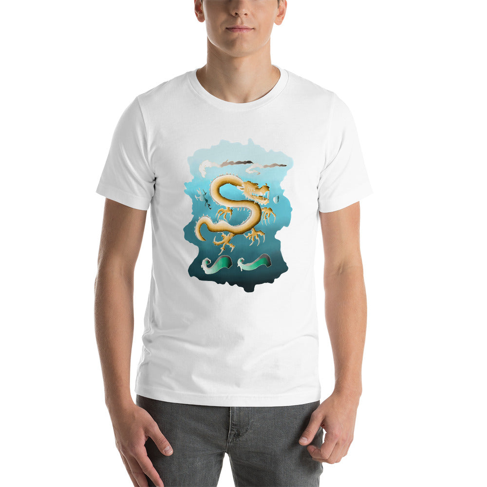 Ancient Dragon Short-Sleeve Unisex T-Shirt