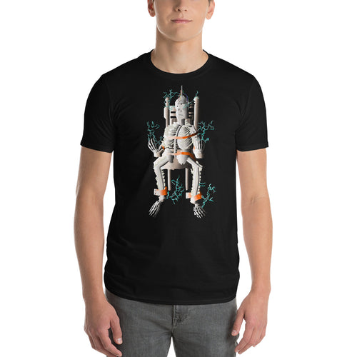 Electric Chair Short-Sleeve T-Shirt