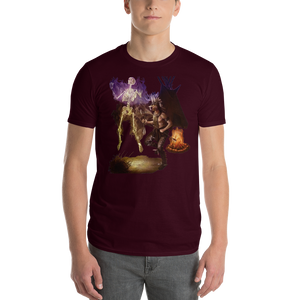 Short-Sleeve T-Shirt Indian Spirit