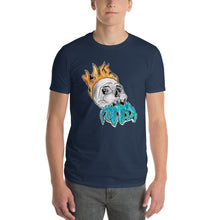 Load image into Gallery viewer, Giant Crab with Skul on fire Short-Sleeve T-Shirt