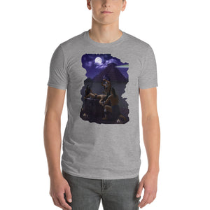 Short-Sleeve T-Shirt Mayan sacrifice
