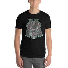 Load image into Gallery viewer, Samurai  Smokey Eyes Short-Sleeve T-Shirt