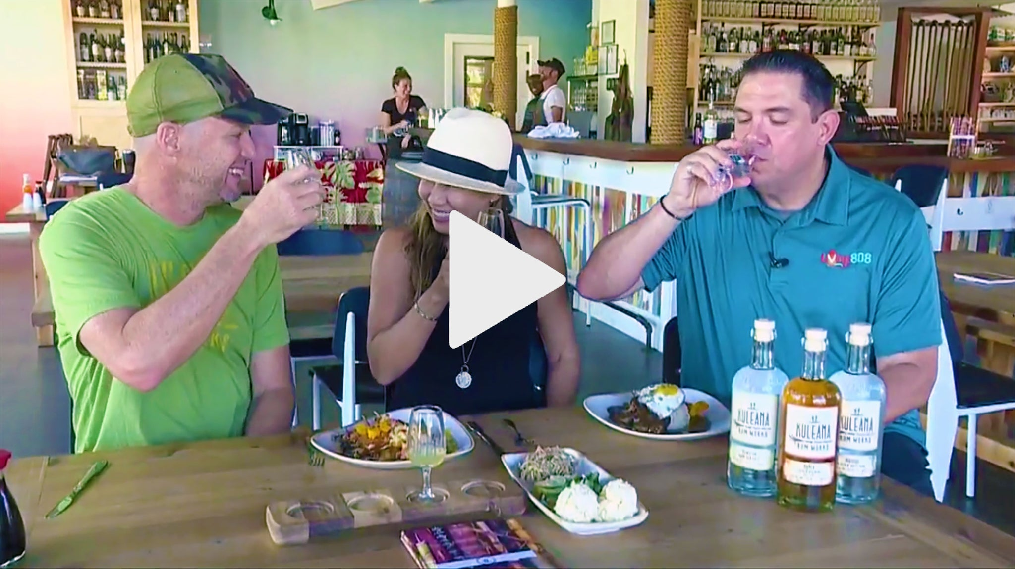 KHON2 Hawaii Island Week: Kuleana Rum Shack (Video)