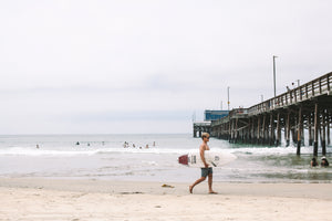 Interview with Pro Surfer Nate Dorman
