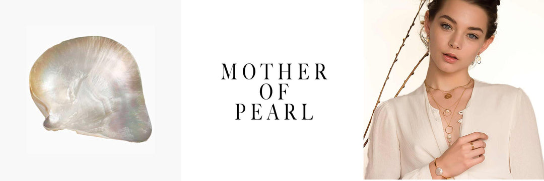mother of pearl banner