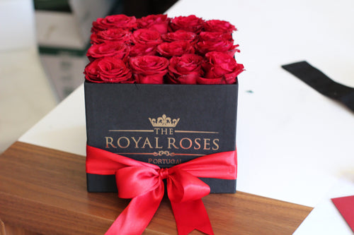 Royal Red Box